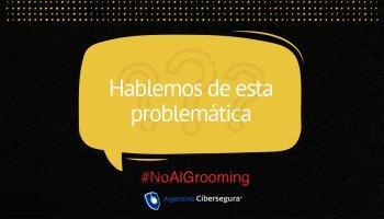 #NoAlGrooming