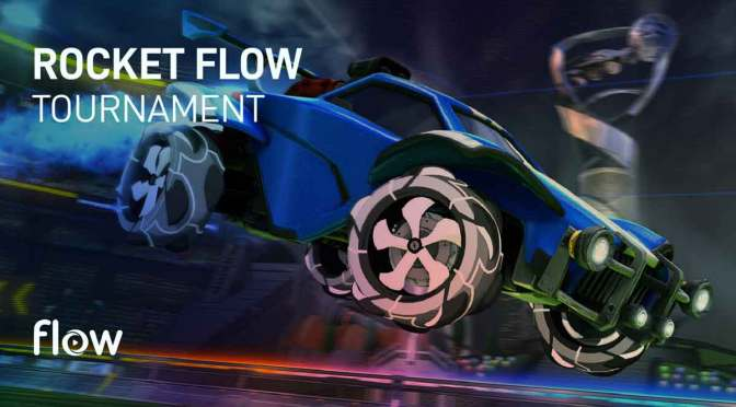 Rocket League: Flow y RLL Esports inician torneo