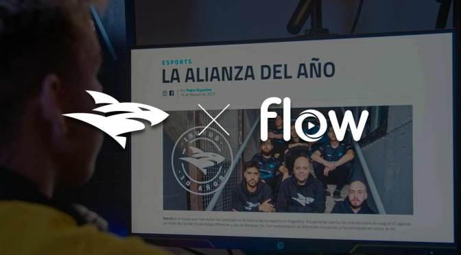 Flow e Isurus se unen para impulsar y producir contenidos «gamers»
