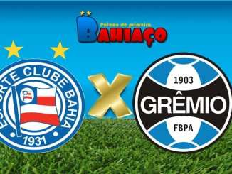 Bahia e Grêmio
