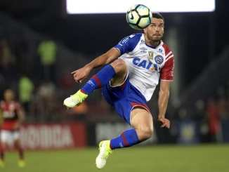 Lucas Fonseca renova com o Bahia