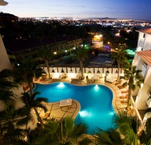 Bahia Hotel Cabo San Lucas Beach