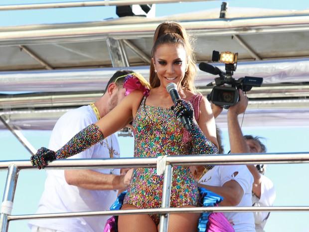 Ivete Sangalo é considerada a cantora mais confiável do Brasil