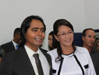 Pitágoras e Márcia Gomes