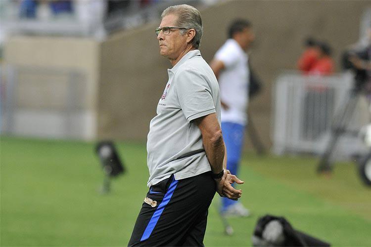 Micale não suporta derrota e é demitido pelo Atlético-MG