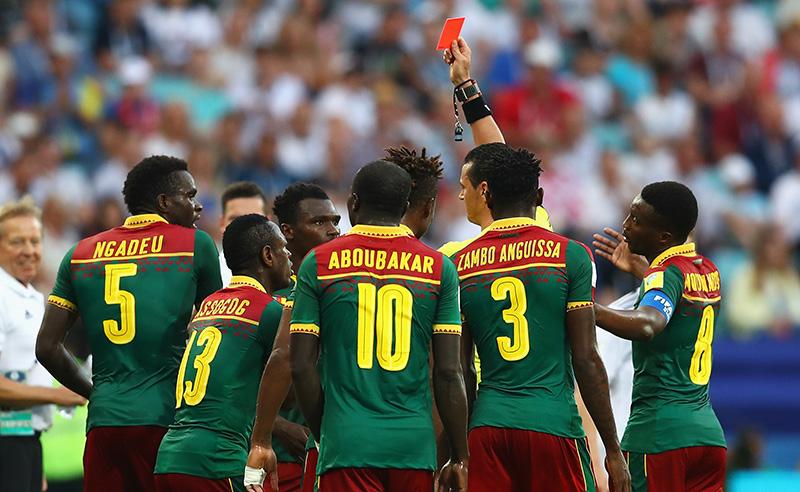 Aboubakar marca, mas os Camarões estão fora do Mundial