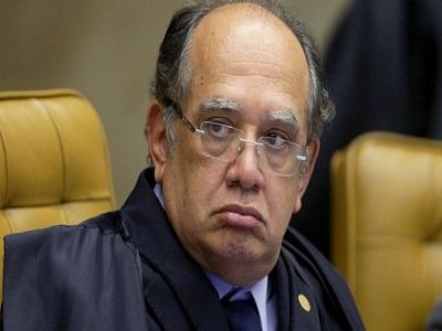 Gilmar Mendes doa indenização de R$ 30 mil paga por Monica Iozzi
