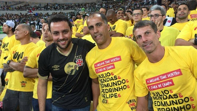 Juíza suspende votos da urna 7 nas eleições do Vasco
