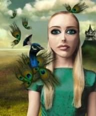 lady-peacock