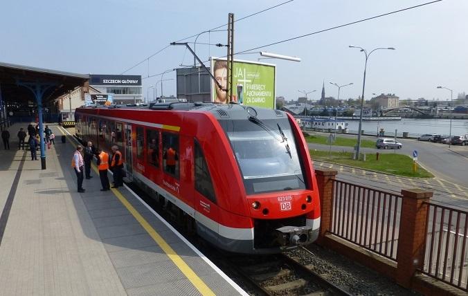Cordia Lint 41 bei DB Regio. (Foto: © DB Regio Nordost / Uwe Lademann)