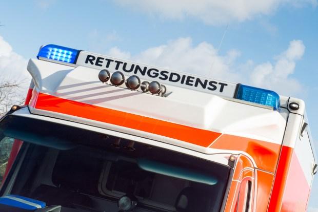 Rettungswagen. (Foto: © benjaminnolte / Fotolia)