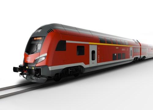 Der neue München-Nürnberg-Express soll demnächst auf die Strecke. (Grafik: © Škoda Transportation)