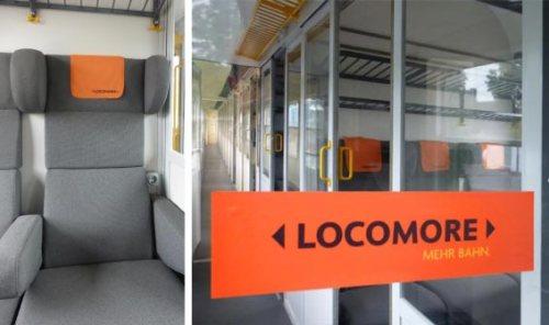 Locomore startet Zugverkehr am 14. Dezember 2016. (Foto: © Locomore)