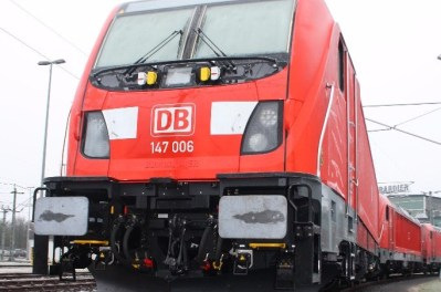 Die 147 006 ist eine der neuen TRAXX-Lokomotoen für DB Regio. (Foto: © Bombardier)