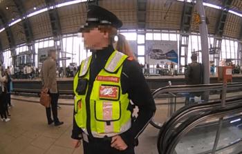 Bodycam DB-Sicherheit