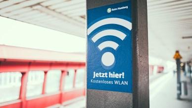 WLAN S-Bahn Hamburg