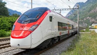 SBB Giruno Stadler Gotthard-Basistunnel