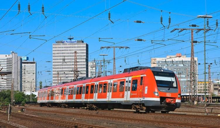 ET 422 S-Bahn, DB Regio NRW Essen Hbf
