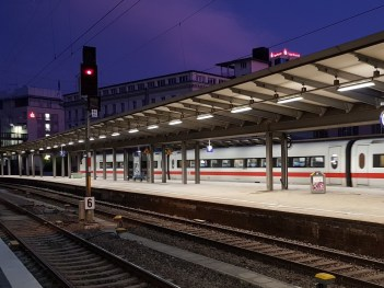 Wuppertal Hbf Deutsche Bahn Bahnhof