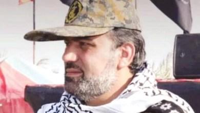 Photo of اغتيال قائد بالحرس الثوري الإيراني أمام منزله