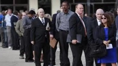"Photo of 6.6 مليون أمريكي فقدوا وظائفهم خلال أسبوع نتيجة إجراءات ""كورونا"""