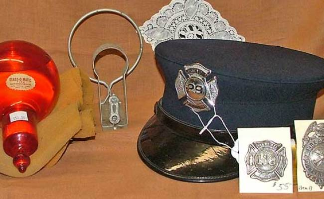 Firefighter Collectibles Bahoukas