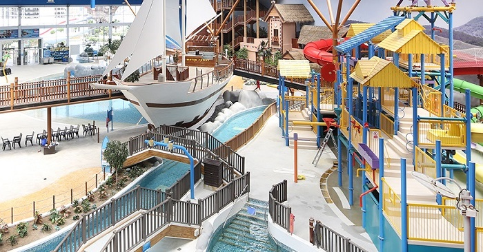 A Visit to Wahooo! Waterpark in Bahrain | Bahrain OFW
