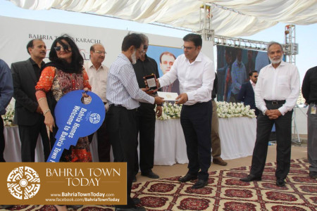 Possession Handover Ceremony of 200 Sq Yard Bahria Homes (Quaid Block) (1)