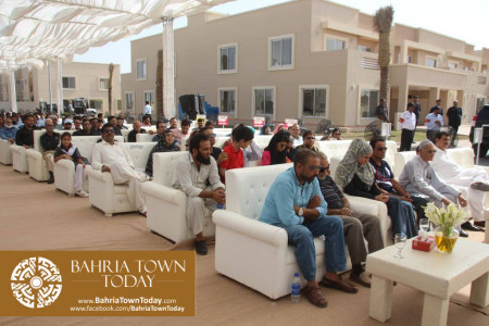 Possession Handover Ceremony of 200 Sq Yard Bahria Homes (Quaid Block) (5)