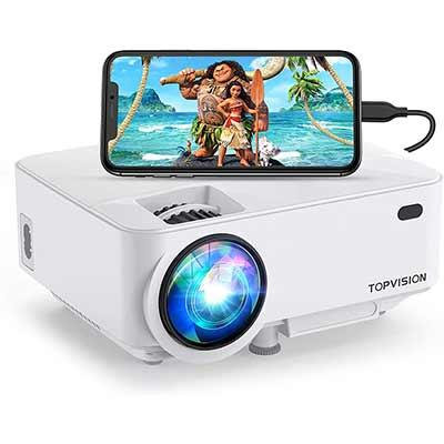 Outdoor Mini Movie Projector