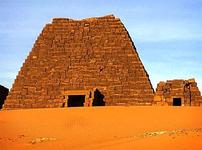 Visit Sudan Historical-Places