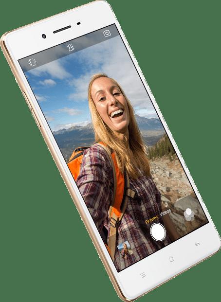 Jadilah Selfie Expert dengan Oppo F1 4G LTE
