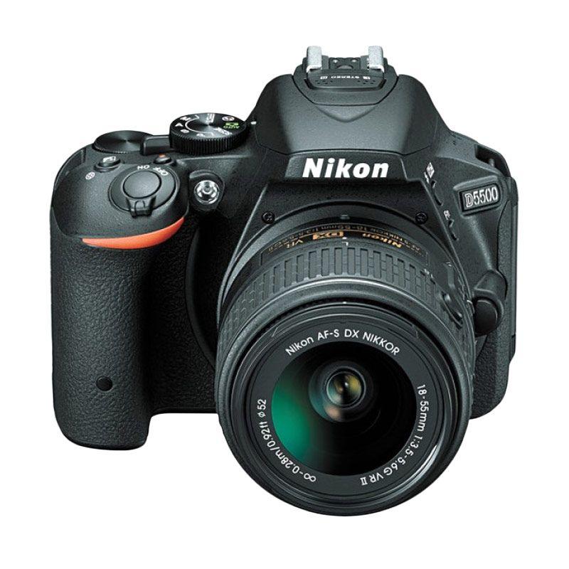 Nikon D5500 via BliBli.com
