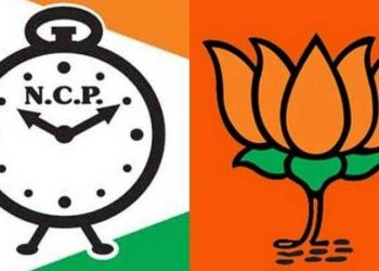 NCP-and-BJP