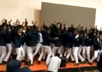 dance-party-in-maharashtra-police-academy-violation-of-covid-rules