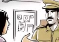 pune news in hadapsar a woman employee was arrested within 24 hours for attacking 22 ounces of gold jewelery