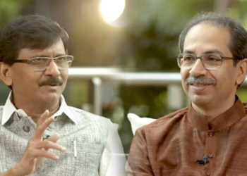 sanjay raut tweet discussion after parambir singh letter we are looking new ways
