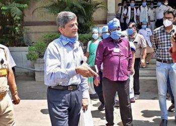 pune-a-one-day-symbolic-strike-by-medical-officers-in-sassoon