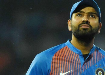 dc vs mi captain of mumbai indians rohit sharma fined rs 12 lakh for maintaining slow over rate against delhi capitals