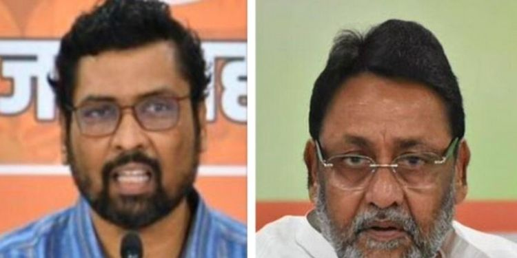 bjp-responds-to-nawab-maliks-criticism-keshav-upadhye-said-fishing-competition-has-been-going-on-in-maharashtra-for-a-year-and-a-half
