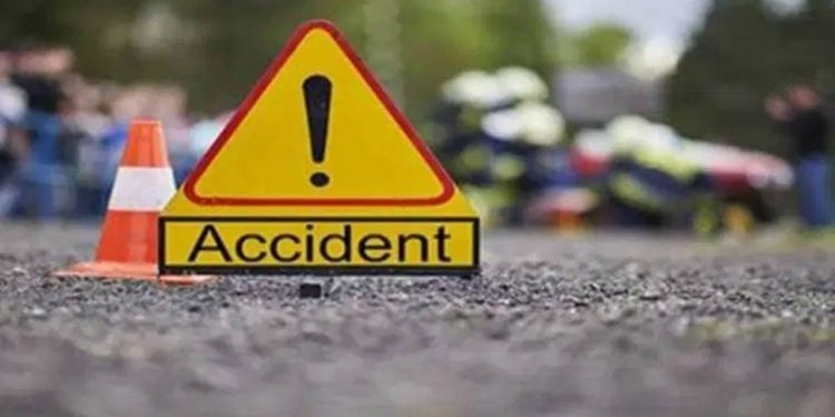 pune-a-senior-citizen-on-a-two-wheeler-died-in-a-collision-with-a-dump-truck