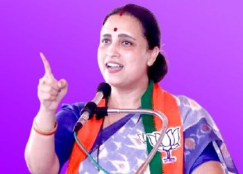 Chitra Wagh bjp has given another big responsibility chitra wagh letter sent chandrakant patil