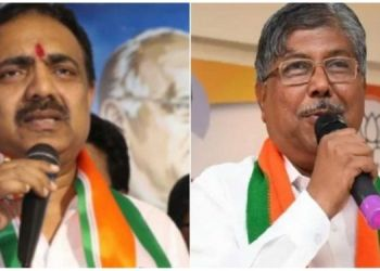 bjp-mlas-happy-with-leadership-says-chandrkant-patil