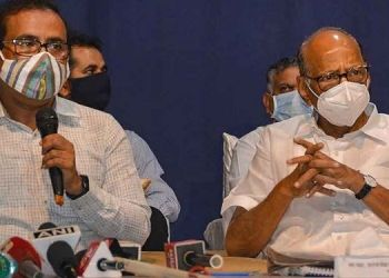 ncp-sharad-pawar-foundation-day-health-minister-rajesh-tope-covid-19