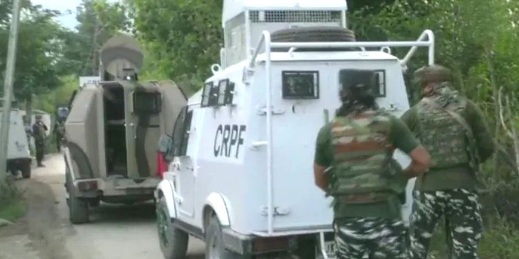 3 militants killed in clashes with security forces in Kashmir; Mudasir Pandit 'Dher' with Rs 10 lakh prize