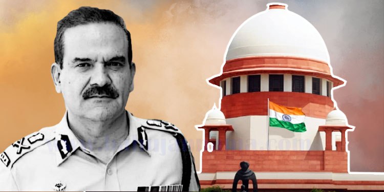 supreme court refuses to entertain param bir singh plea seeking transfer of all inquiries against him to an independent agency outside maharashtra