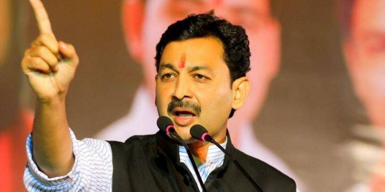even if i die but i will not live without giving justice to the society say sambhaji raje from raigad