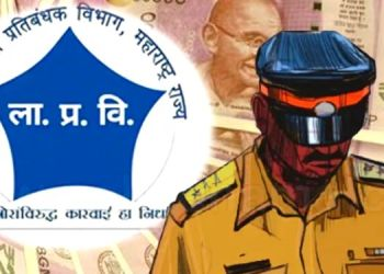 Anti Corruption   Bribe of Rs 40,000 for sale of gutka; Constable arrested along with senior police inspector Jayaraj Chhapriya, anti-corruption action.