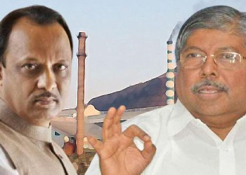 pune news dont write letter your dictatorship chandrakant patils reply ajit pawar