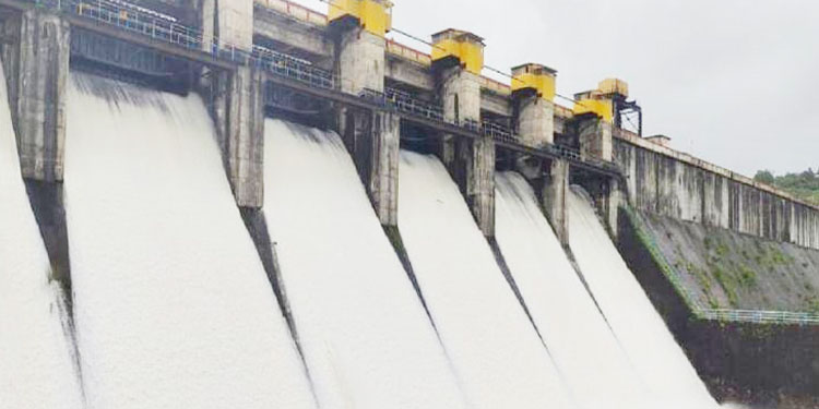 pavana dam 93 per cent water storage in pavana dam the water problem of the city dwellers was solved